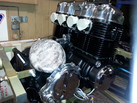 Classic motorcycle engines & transmissions, rebuilt vintage motorcycle engines & transmissions, Triumph, BSA, Norton, Harley Davidson, BMW, & pre-1975 Honda motorcycle engine & transmission repair, MA, RI, CT, NH, ME, VT, NY