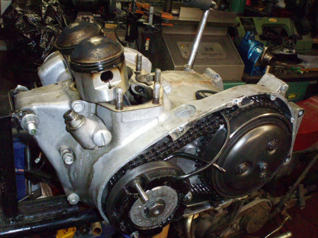 Automatic Transmission Motorcycle >> Vintage Motorcycle Engine / Transmission Rebuilds, MA RI ...