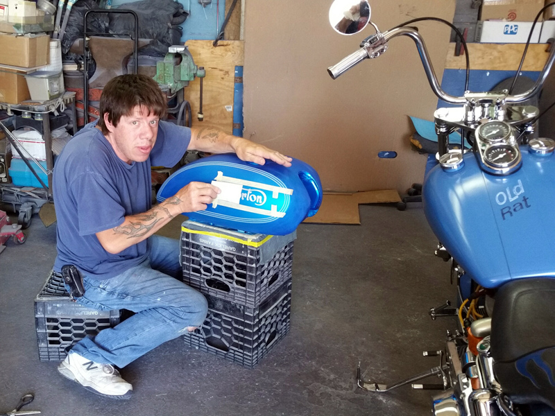 Old School Motorcycles >> Vintage Motorcycle Paint Jobs, MA RI, Classic Motorcycle Molding Fabrication / Painting Services ...