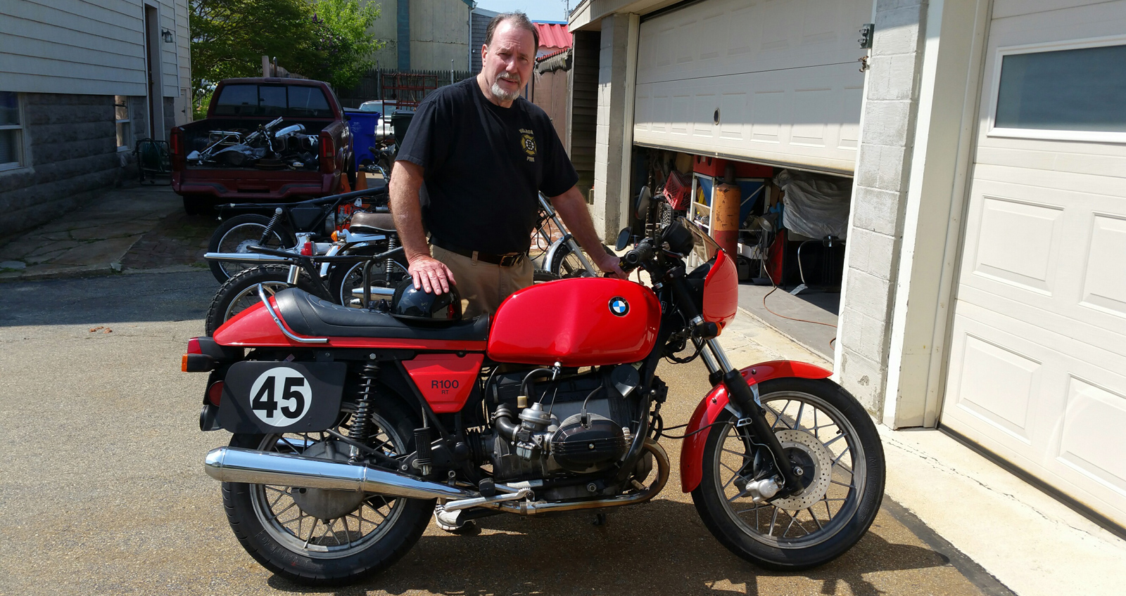 Vintage motorcycle stated values & appraisals by experienced professionals