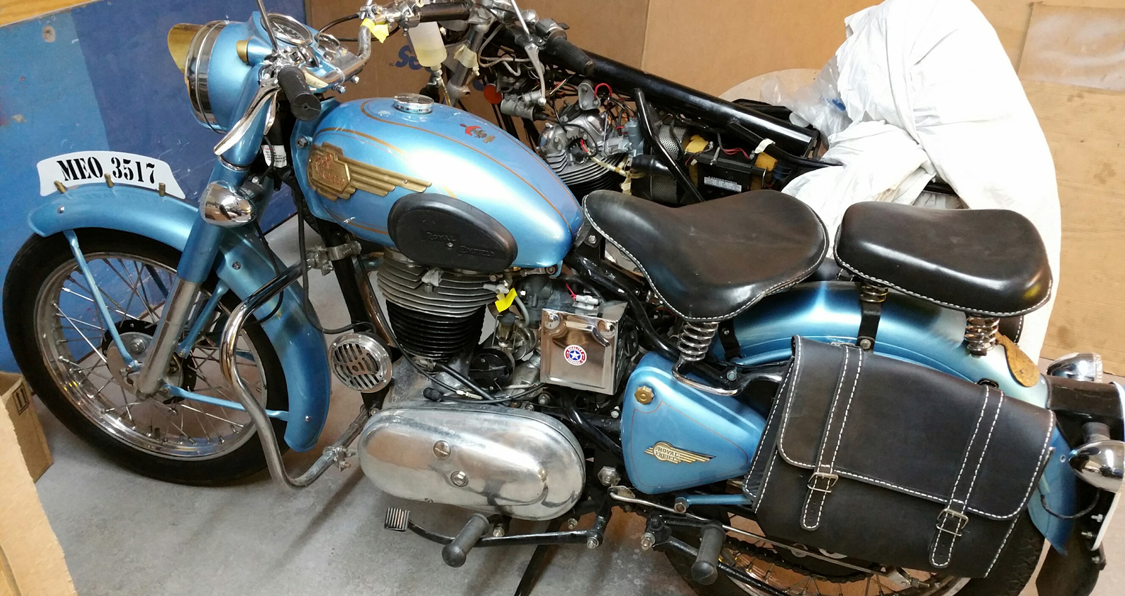 Vintage motorcycle engine & transmission rebuilds, MA, RI, CT, NH, VT, ME, NY